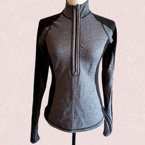 Lululemon Run U Turn reversible pullover 1/4 zip